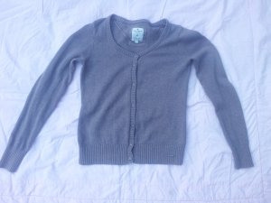 Strickjacke Tom Tailor braun Gr. S