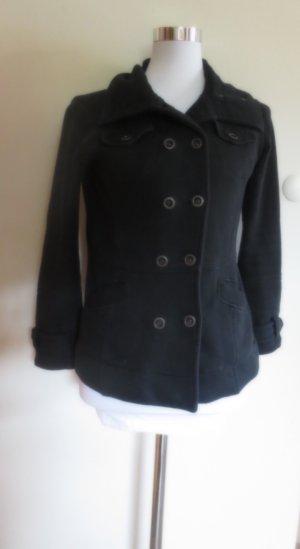 Strickjacke Übergangsjacke Damen - black - SIZE S