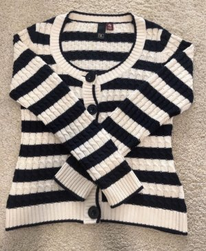 Best Connections Cardigan black-white