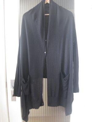 Strickjacke von COS, schwarz Gr. M