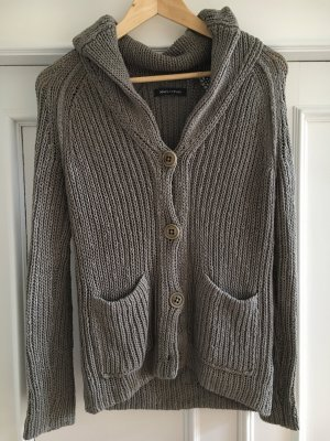 Marc O'Polo Coarse Knitted Jacket grey