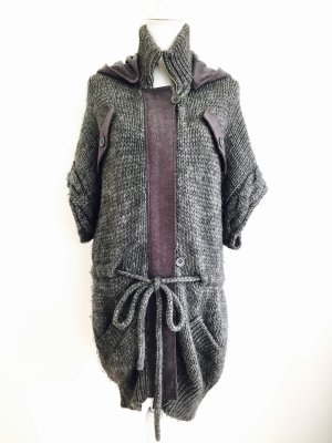 Strickjacke von Max & Co, grau, Gr. S, aus Wolle