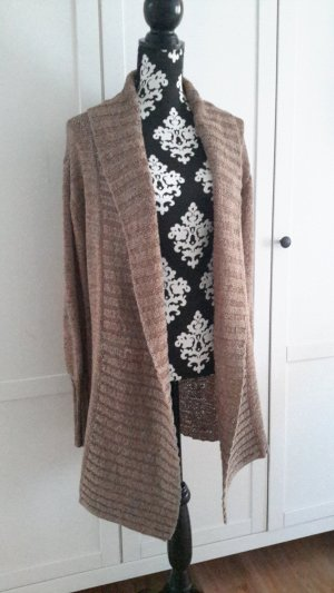 Strickjacke von Set in beige