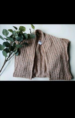 Vero Moda Coarse Knitted Jacket pink