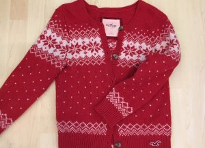 Strickjacke Weihnachten Hollister