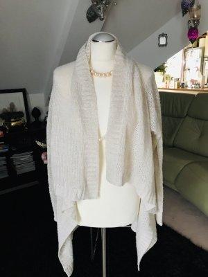 Cardigan natural white