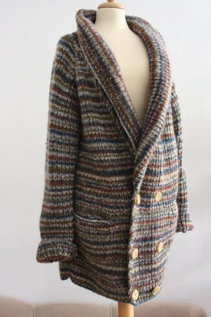 Strickjacke/Wollmantel