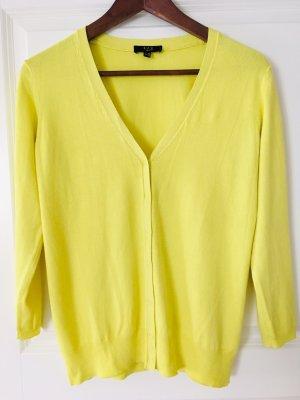 1.2.3 Paris Cardigan yellow-neon yellow