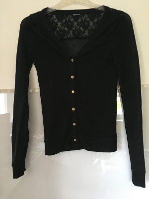 Strickjäckchen von Vero Moda in schwarz Größe 34