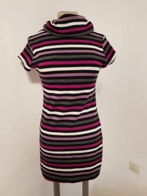 Vestito di lana multicolore