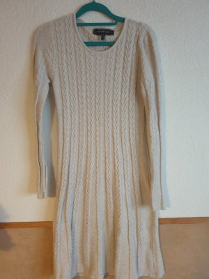 Apart Knitted Dress beige