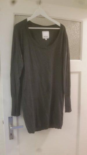 Bench Knitted Dress dark grey