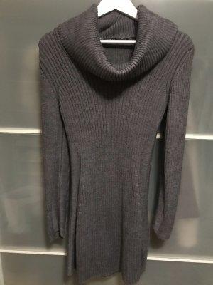 Mötivi Gebreide jurk grijs