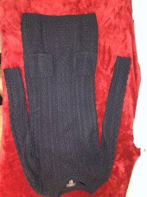 Primark Robe en laine bleu foncé