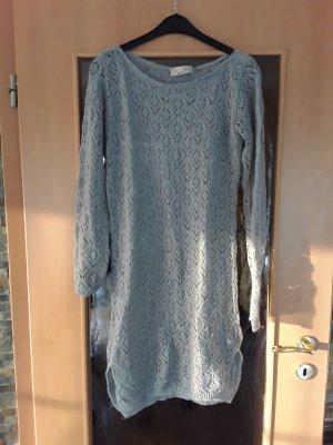 Be Tween Knitted Dress light grey