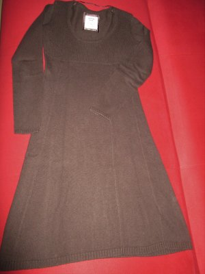 Esprit Empire Dress dark brown