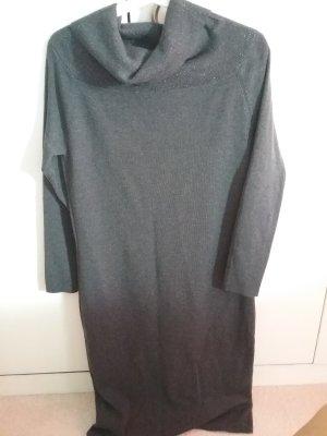 Esprit Knitted Dress dark grey