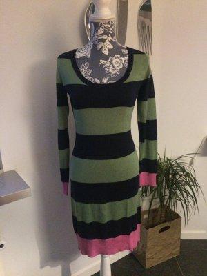 AJC Vestido tejido multicolor