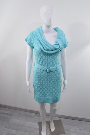 Melrose Abito di maglia azzurro-blu fiordaliso Acrilico