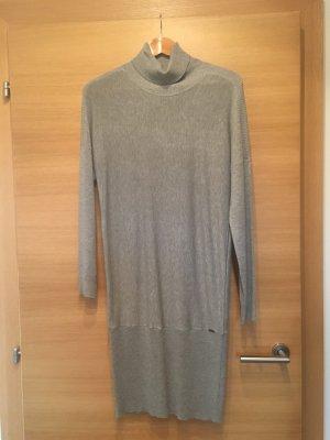 Jones Abito di maglia grigio chiaro
