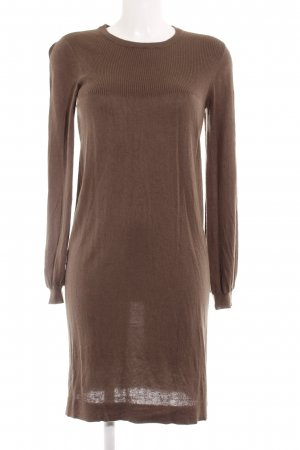 COS Knitted Dress khaki casual look