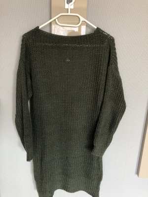 Knitted Dress multicolored