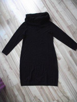 Strickkleid, Kleid, schwarz, von Bonita (126-BHB)