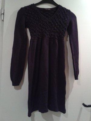 Strickkleid / Kleid v Isabel Queen (italienische Mode) MERINO Wolle / NEU !!