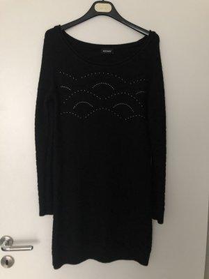 Kookai Vestido tejido negro