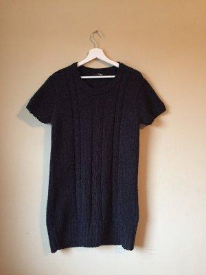 My Own Wollen jurk antraciet