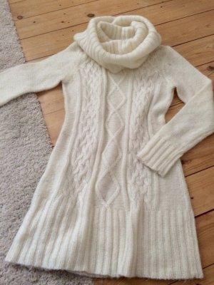 Strickkleid, langer Pullover