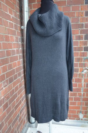 Tommy Hilfiger Sweater Dress anthracite wool