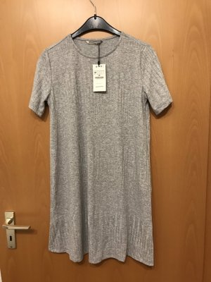 Stradivarius Robe t-shirt gris clair