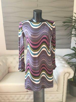 Bleifrei Mini-jurk veelkleurig