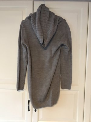 H&M Robe pull gris