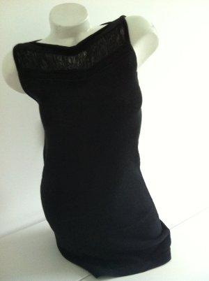 Strickkleid von Kookai, schwarz, Gr. S