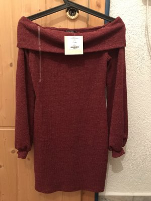 Sweater Dress bordeaux