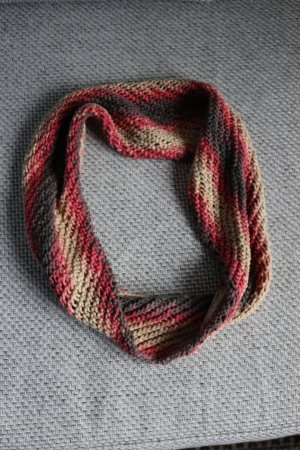 Strickloop candy colors