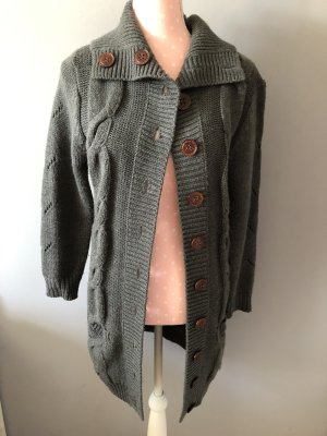 Emoi Knitted Coat multicolored