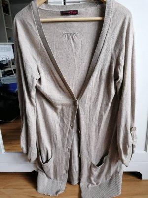 Tom Tailor Denim Knitted Vest light brown