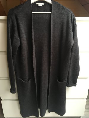 H&M Knitted Coat multicolored