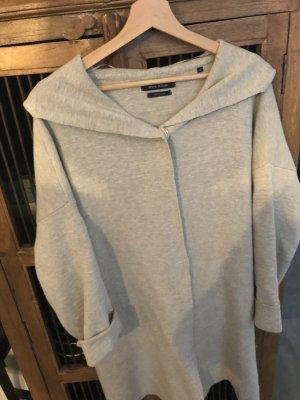 Marc O'Polo Manteau en tricot gris clair