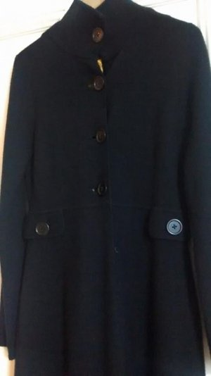 Strickmantel CINQUE  Gr L M 42 44 Damenmantel  schwarz