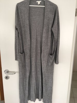 H&M Knitted Coat light grey
