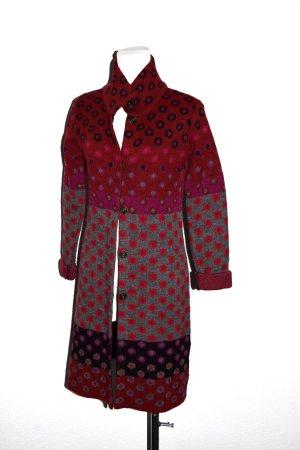 Rinascimento Gilet tricoté multicolore coton