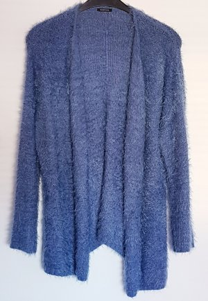 Bianca Knitted Cardigan steel blue