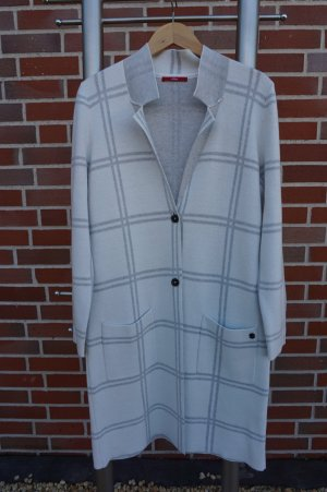 Knitted Coat white