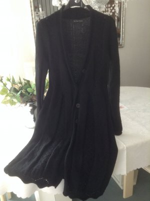Knitted Coat black