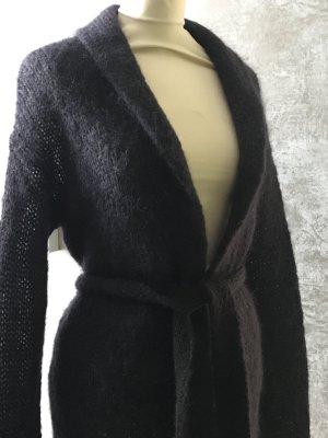 American Vintage Abrigo de punto negro