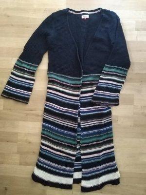Hilfiger Denim Gebreide jas donkerblauw